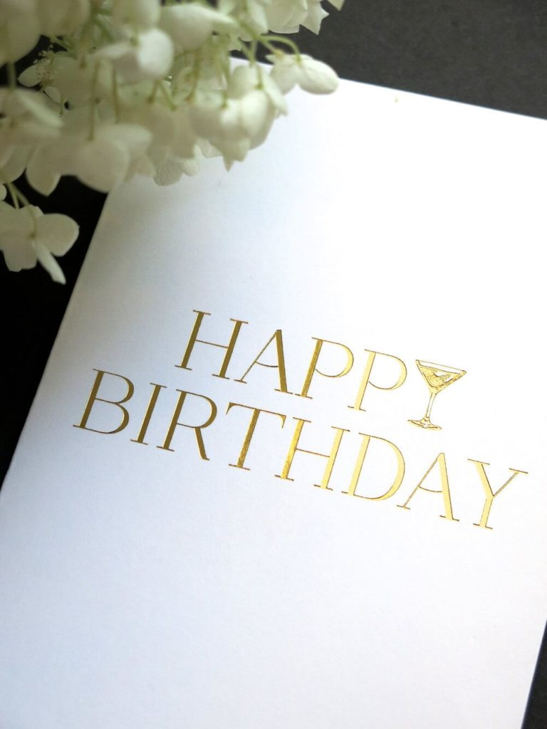 Happy Birthday cocktail2