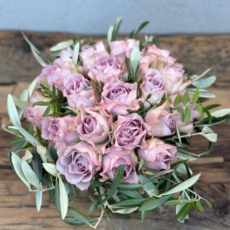 Dus lilla roser