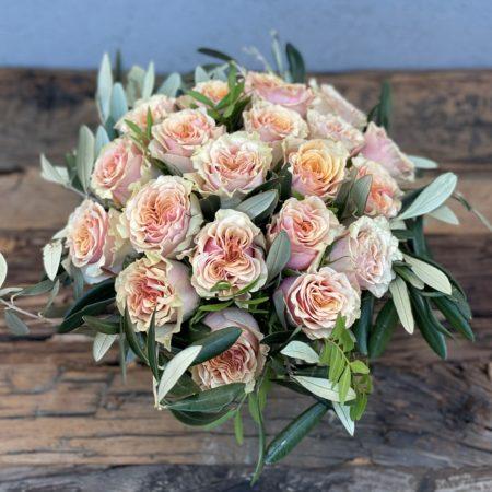 Fersken roser